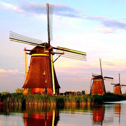 (ถูกสุดๆในรอบปี) ทัวร์ยุโรป ไฮไลท์ทิวลิป 7 วัน เยอรมัน - เบลเยี่ยม - เนเธอร์แลนด์ บินหรูการ์ต้า (QR)