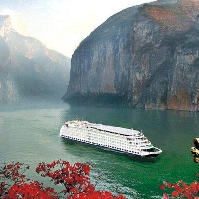 (วันหยุดสุดว้าว )ทัวร์ฉงชิ่ง ล่องแม่น้ำแยงซีเกียง 5วัน 4 คืน โดยสายการบินไทยสมายด์(WE)