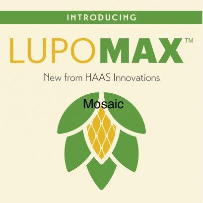 ฮอปทำเบียร์ Lupomax Mosaic 8oz
