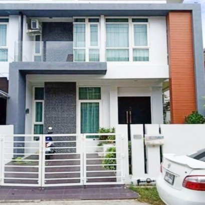 # 79062 Townhouse for sale, 2 floors, 2 bedrooms, 3 bathrooms, Khao Talo, Pattaya, Chonburi