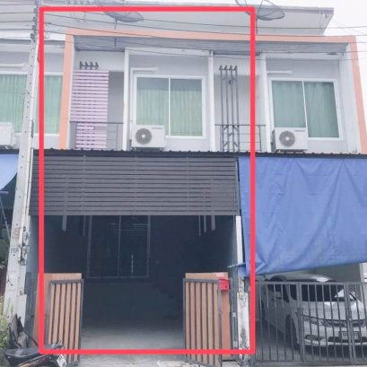 2 storey townhome for sale, Smartland New Style Bo Win Soi Suphan