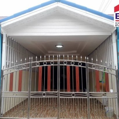 รหัสทรัพย์  85010 โครงการ : #บ้านเอื้ออาทรเนินพลับหวาน ที่ตั้ง : ต.หนองปรือ อ.บางละมุง จ.ชลบุรี
