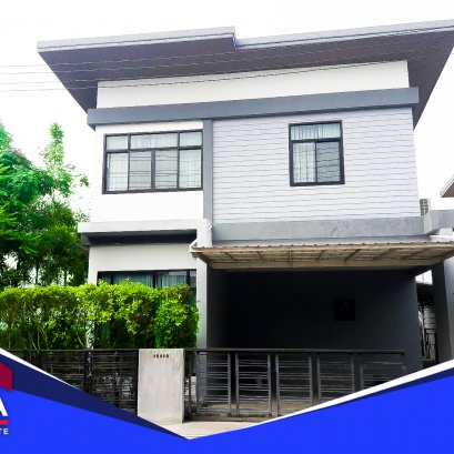 Single house ready to move in Phan Thong District, Chonburi