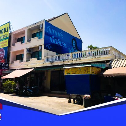 Quick sale, 3 storey commercial building, 1 booth with land and buildings