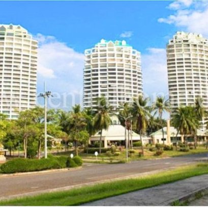 Condo for sale, very good location, near Bang Phra sea, Panya Resort Condominium, Building C, 10th floor