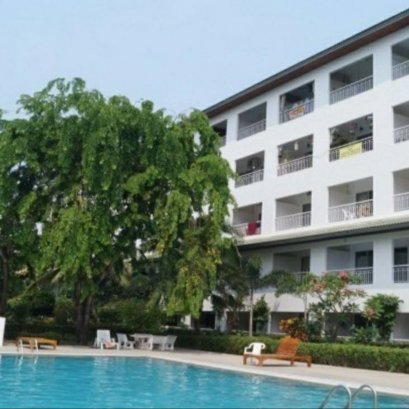 Condo for rent at Baan Suan Lalana yearly contract