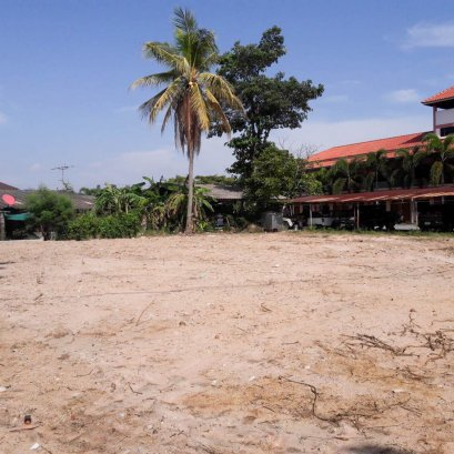 Land for sale Na Jomtien 12.