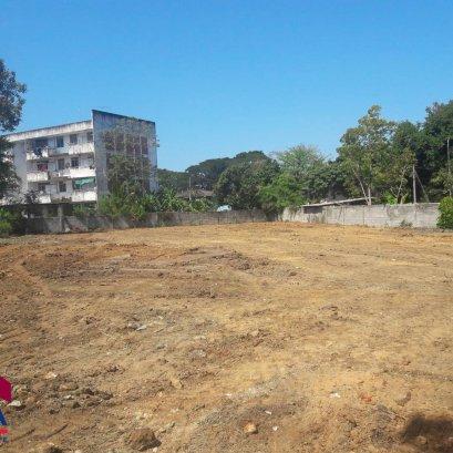 Sale! Land after Technic, Sattahip, 385 sq.w., price 6.8 million baht
