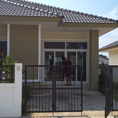 One-story townhome for sale, The Best Home (Takhian Tia)
