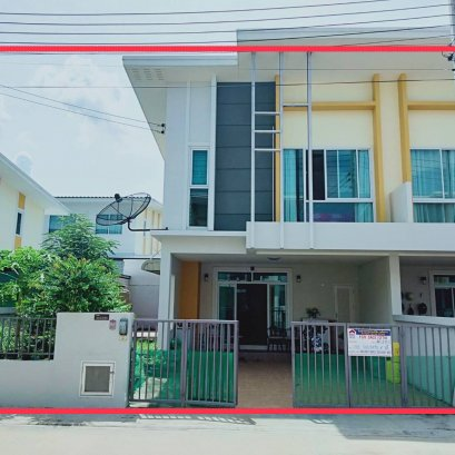 2-story detached house for sale, The Mix Mabyangporn