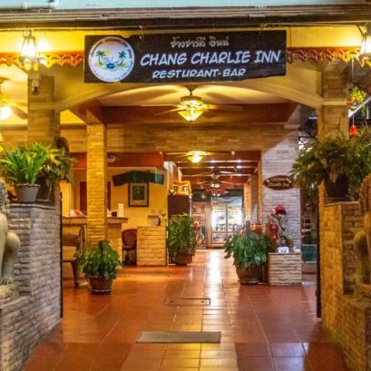 Hotel for sale Pattaya Jomtien Chang Charlie Inn 35 million baht Can continue the business