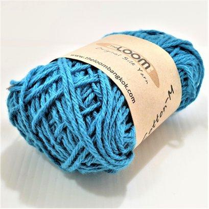 Organic Cotton-M Turquoise