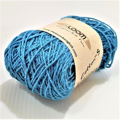 Organic Cotton-S Turquoise