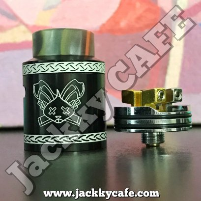Dead Rabbit V.2 24mm (สี Black)