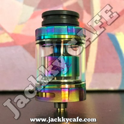 Hellvape Destiny RTA 24mm (สีTitanium)