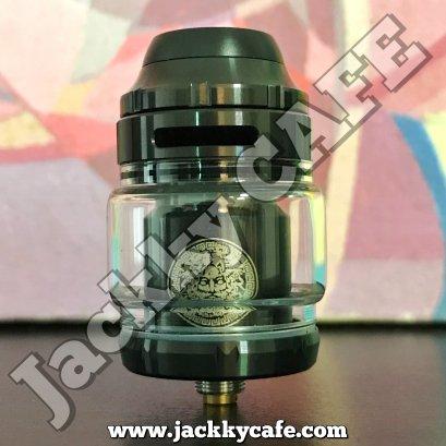 Geekvape Zeus X 25mm (สี Black)