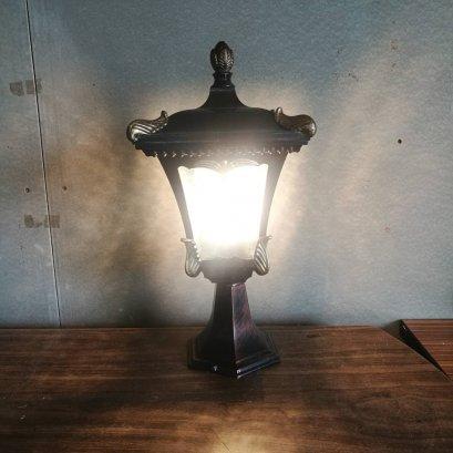 neolight-โคมไฟหัวเสา 8902-S