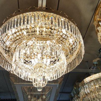 โคมไฟถาด สีทอง 99825/800