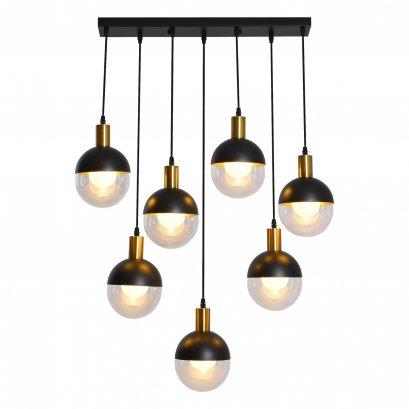 โคมไฟห้อยต่างระดับ แนวยาว รุุ่น8870-7