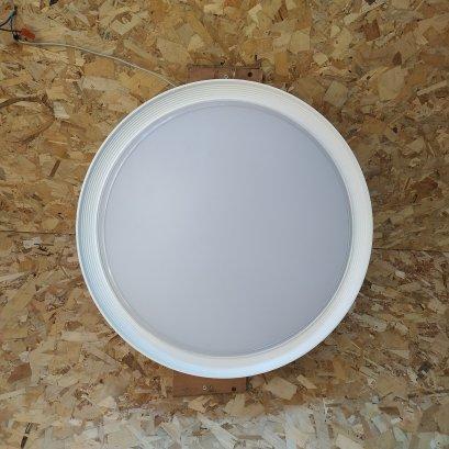 โคมไฟเพดาน  LED 3แสง  มีรีโมตครบชุด ขนาด 50 ซม รุ่น3311