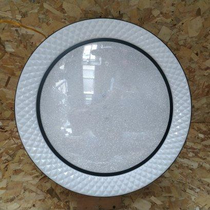 โคมไฟเพดาน  LED 3แสง  มีรีโมตครบชุด ขนาด 50 ซม รุ่น3305