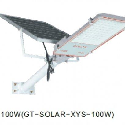 ไฟโซลาร์  streetlight   XYS 100W