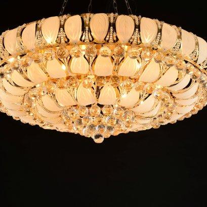 โคมไฟถาด สีทอง 65299-1000