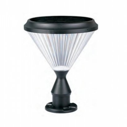 โคมไฟหัวเสา โซลาร์ BRL-0201-D