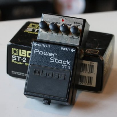 Boss Power Stack ST-2 ( ของครบ )