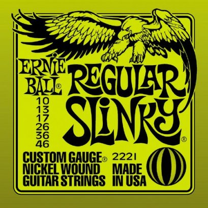 Ernie ball 1set No.10