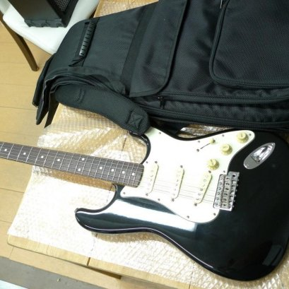 Fender Stratocaster'62 Japan 1995 black