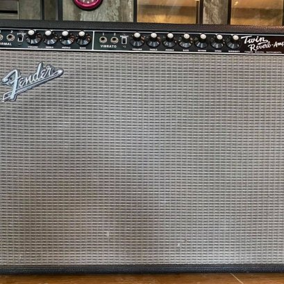 Fender Twin Reverb '65 2x12 Usa
