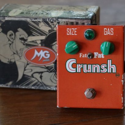 MG Pedal Crunsh Made In Brazil