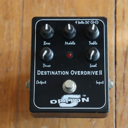 Option 5 Destination Overdrive ll