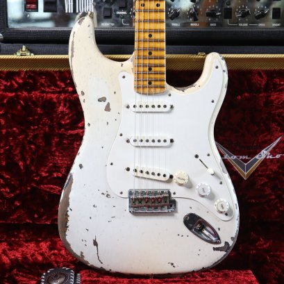 Fender Custom Shop Limited Edition JIMMIE VAUGHAN Stratocaster ( John Cruz Masterbuild )