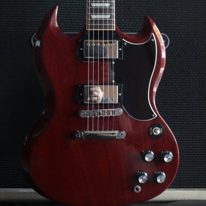 Gibson SG re61 Heritage Cherry 2007 (3.2kg)