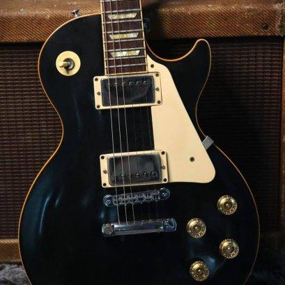 Gibson lespaul Standard Black 1992 (4.6kg)