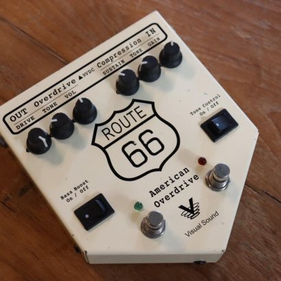 Visual Sound Route 66 American Overdrive Version 1