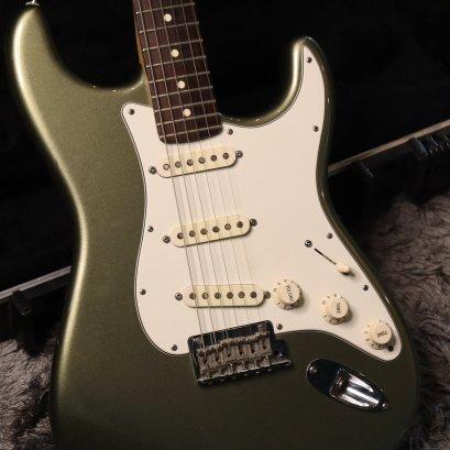 Fender American Standard Jade Pearl Mettalic 2013 Pu Custom Shop (3.4kg)
