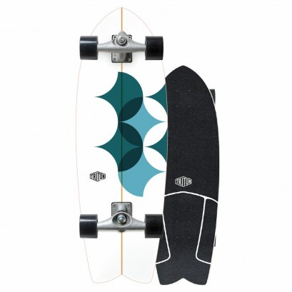 """TRITON X CARVER 29"""" ASTRAL SURFSKATE COMPLETE"""