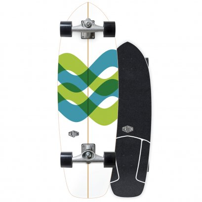 """TRITON X CARVER 31"""" SIGNAL SURFSKATE COMPLETE"""