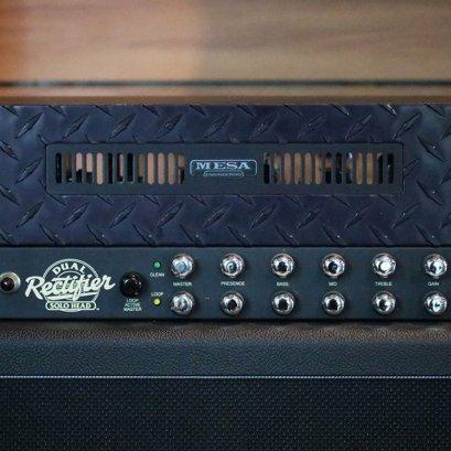 Mesa Boogie Dual Rectifier Rackmount Black