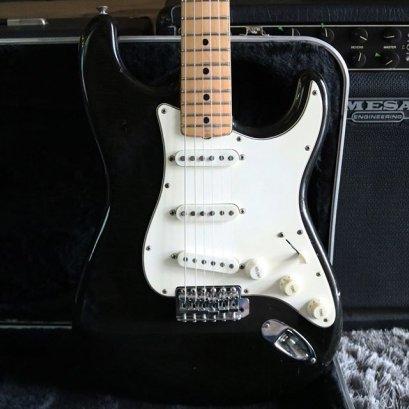 Fender stratocaster Black 1974 Original (3.6kg)