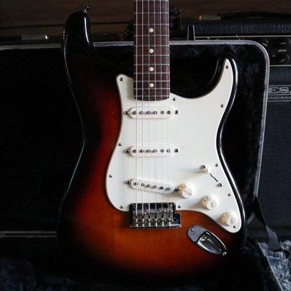 Fender American Standard Sunburst 2011 (3.8kg)