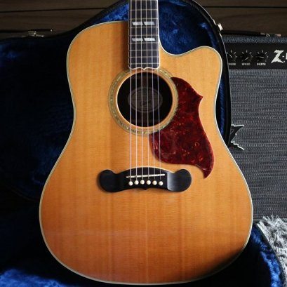 Gibson Songwriter Deluxe EC 2007 Ebony Board (2.4kg)