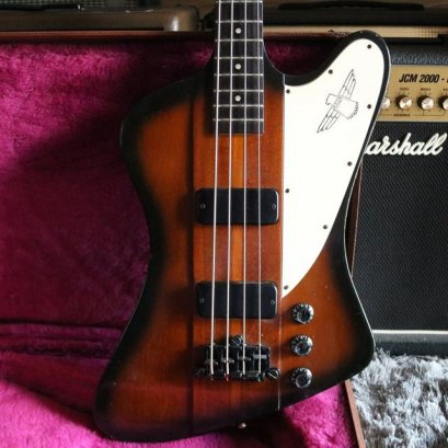 Gibson Thunderbird Vintage Sunburst 1997 Ebony Board (4.1kg)