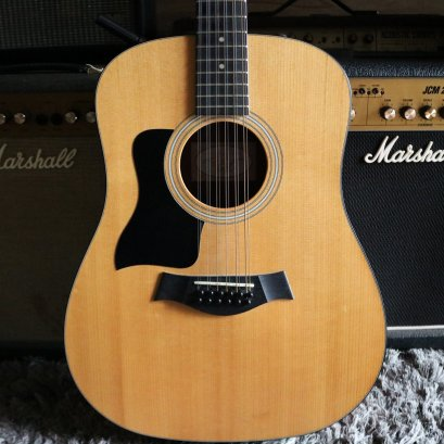 Taylor 150e-LH Left-Handed 12-String Dreadnought (2.3kg)