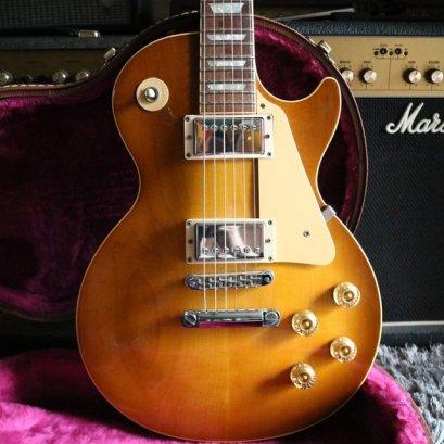 Gibson Lespaul standard 1998 Honey Burst (4.8kg)