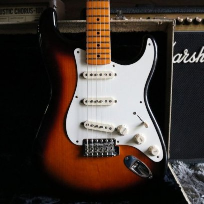 Fender Eric Johnson Stratocaster Sunburst 2012 (3.5kg)