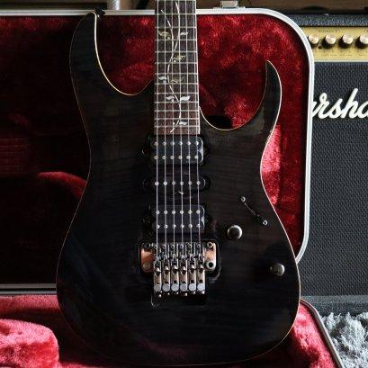 ibanez J custom RG 8470Z Black 2008 (3.8kg)